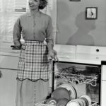 Bulaşık makinesi modellerinden İlk model Tipi..